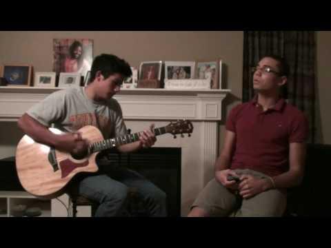 Gravity - John Mayer (cover) video