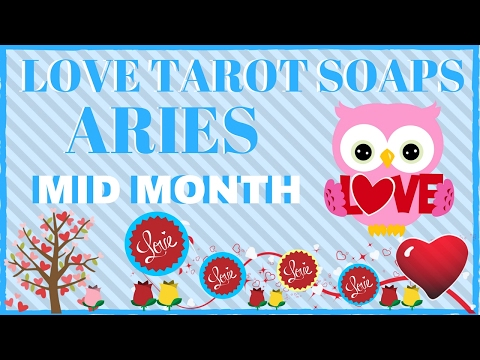 ARIES MID MONTH LOVE TAROT READING FEBRUARY 2017 (LOVE, LEARNING AND LIVING)