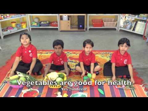 Vegetable Day@Shalom School- 7th Feb 2014 - 02/09/2014