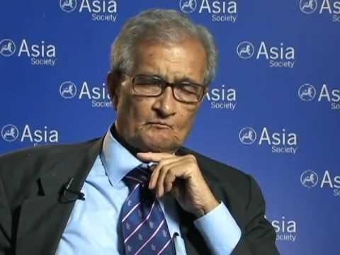 Interview with Amartya Sen on Reviving Nalanda