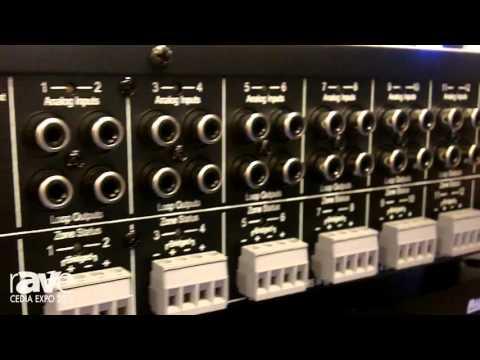 CEDIA 2015: AudioControl Launches The Director Model M6400 Matrixing Amplifier
