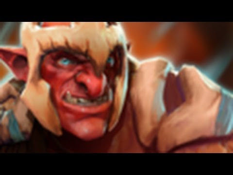 Dota 2 Troll Warlord