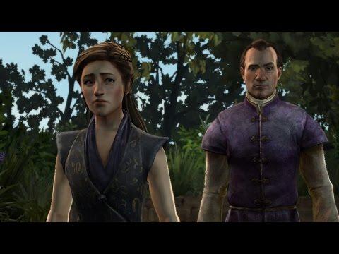 Telltale's Game of Thrones #3 - Episode 4: Mira Forrester's Gambit