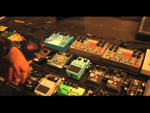 Brad Whitford on the Experience Hendrix Tour - Part 2