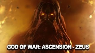 God of War_ Ascension - Zeus Trailer