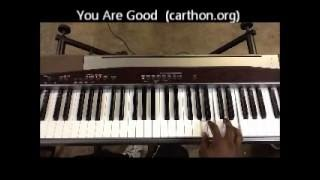 Watch Israel Houghton You Are Good video