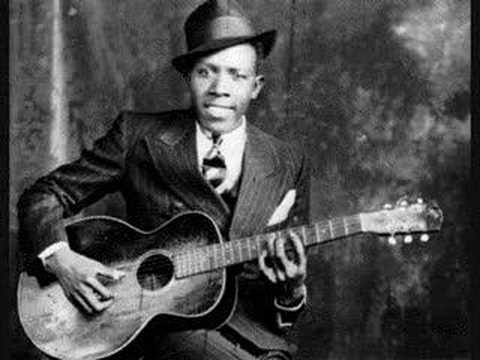 Robert Johnson - Crossroad Blues