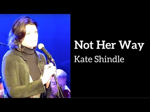 NOT HER WAY - Kate Shindle