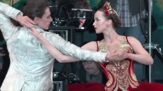 """Red Sparrow Behind The Scenes"" featuring Sergei Polunin"