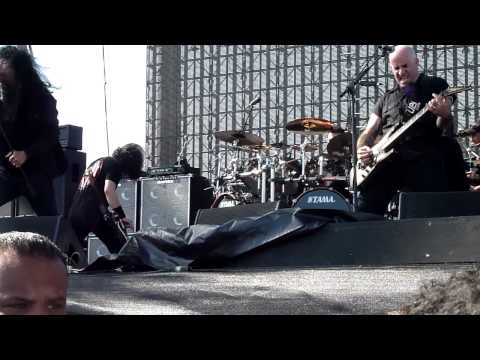 Anthrax 3.&quot;Madhouse&quot; @ The Big 4 Indio CA. 4-23-2011