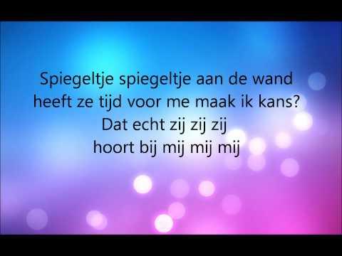 Monsif - Ze hoort bij mij ♥  (lyrics / songtekst)