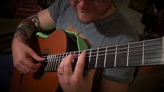 8 Metallica Ballads on Classical Guitar - Medley