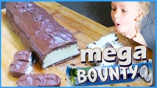 MEGA BOUNTY | XXXXL RECEPT  | DIY RECEPT | NO BAKE RECIPE