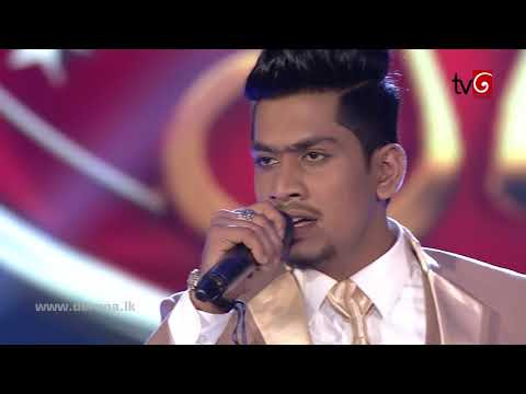 Sunn  Raha Hai Na Tu Song By Promoth Ganearachchi @ Dream Star Season VII