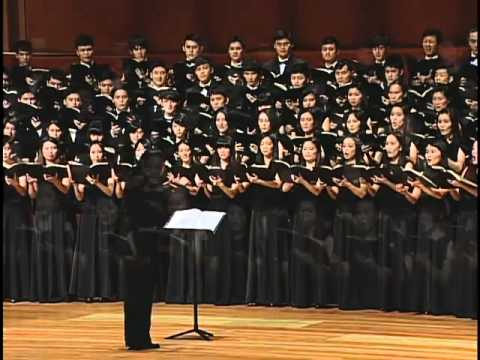 For unto Us a Child Is Born from Messiah (G. F. Händel) - National Taiwan University Chorus