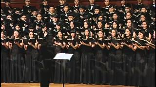 For Unto Us A Child Is Born From Messiah G F Händel National Taiwan University Chorus