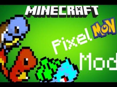 Minecraft [1.5.2] - Pixelmon Mod + Installation