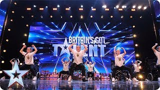 FIRST LOOK: An inspirational audition by RISE | BGT 2018