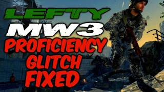 MW3 Weapon Proficiency Glitch FIXED (Modern Warfare 3, Update, Hotfix)