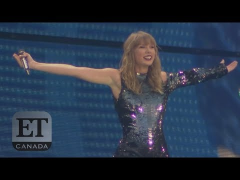 Taylor Swift Thanks Manchester