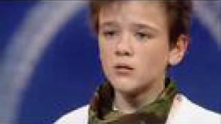 George Sampson on Britain's Got Talent 2008