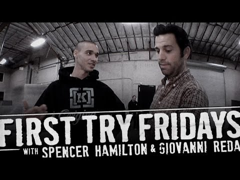 Spencer Hamilton - First Try Friday