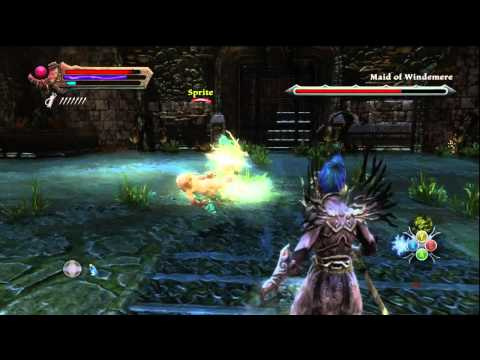 Kingdoms of Amalur: House of Ballads Armor. Final Boss. & Twist of ...