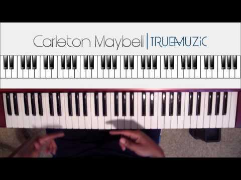 Lazy Love - Neyo Piano Tutorial video