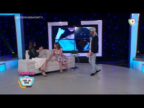 Marianne Cruz habla de su experiencia con la maternidad en Pamela Todo un Show