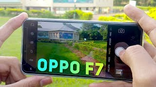 Oppo F7 Camera Settings | How to use PRO Mode