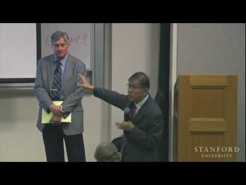 Stanford Seminar - Hiroshi Shimizu on Electric Vehicle Technology