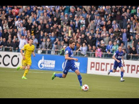 ФК Оренбург 2:0 ФК Ростов. Видеообзор