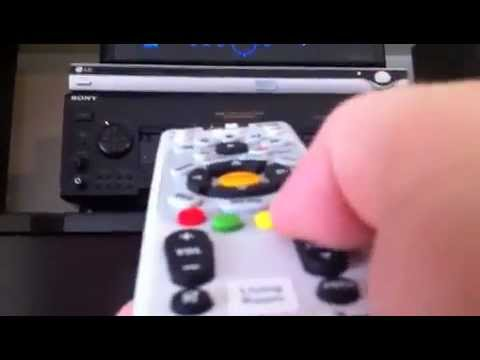 DIY How To Program Older DirecTV Remote For Your DVD or VCR