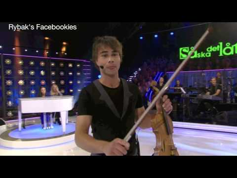 "Alexander Rybak and Shawn Mendes ""Stitches""  in the Norwegian talk show ""Senkveld"" 18.09.2015"