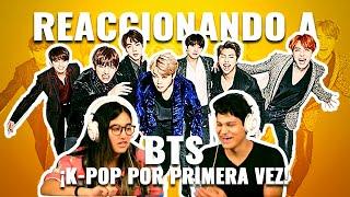 BTS: Do Hispanics know them? | Reaccionando