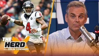 Blazin' 5: Colin's picks for 2019-20 NFL Week 11 | NFL | THE HERD
