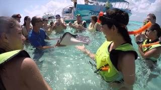 Carnival Breeze Caribbean Cruise Spring Break 2015 Go Pro 4 Edition