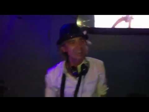 DJ Marc Panther form globe @GENIUS TOKYO