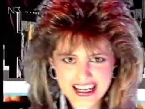 JESSICA - Like A Burning Star ( Eurotops )-Italo Disco 80's Dance