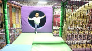 INDOOR PLAYGROUND FAMILY FUN |PLAY AREA FOR KIDS |Leago AndToys