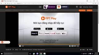 Hướng dẫn xem phim online trên FPT Play