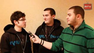 Raw Talent Post Match Interview @Hypefestation