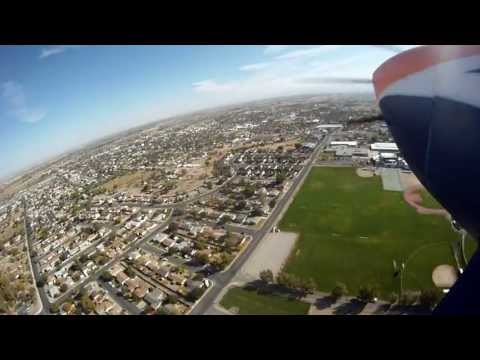 Aerosky Sbach 342 FPV Flight Fallon, NV