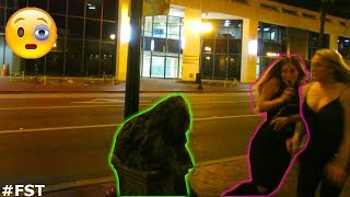 """BUSHMAN PRANK DOWNTOWN ORLANDO """"PUNCHED IN THE FACE"""""""