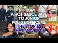 From a Hot Sauce Save to Junior Police Officers: The Stories That Moved Us