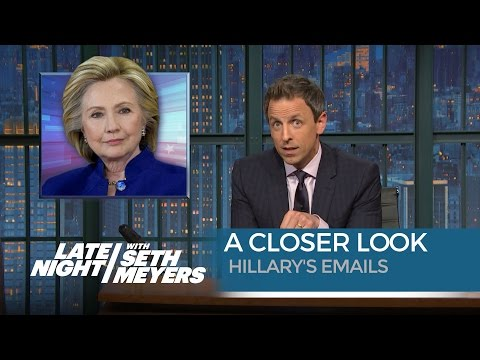 Hillary's Emails: A Closer Look