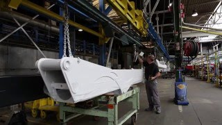 Bobcat France   Pontchateau Factory Video 2013