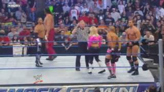 Matt Hardy & the Great Kali vs the Hart Dynasty