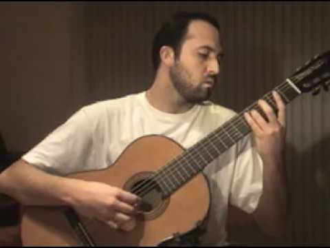 Scarborough Fair Classical Guitar