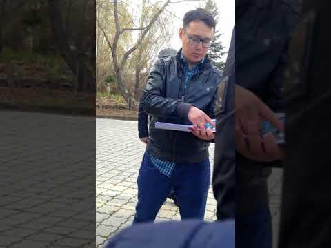 "Как глава Петропавловска на ""ботана"" наехал"